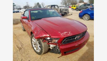 2011 Ford Mustang Convertible for sale 101273172