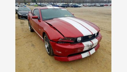 2011 Ford Mustang GT Coupe for sale 101280100