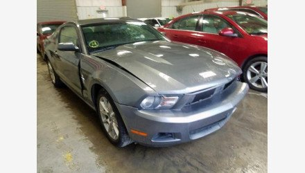 2011 Ford Mustang Coupe for sale 101284802
