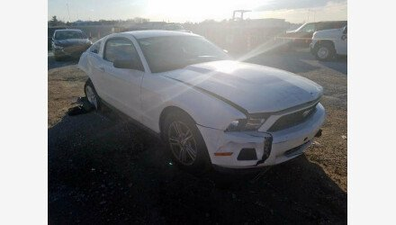2011 Ford Mustang Coupe for sale 101285271