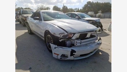2011 Ford Mustang Convertible for sale 101289017