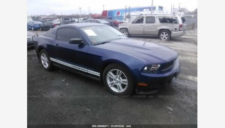 2011 Ford Mustang Coupe for sale 101295211