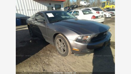 2011 Ford Mustang Coupe for sale 101308383