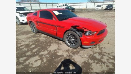 2011 Ford Mustang Coupe for sale 101308400