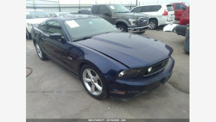 2011 Ford Mustang GT Coupe for sale 101308756