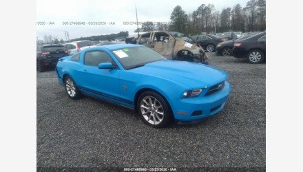 2011 Ford Mustang Coupe for sale 101308933
