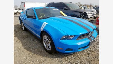 2011 Ford Mustang Coupe for sale 101329305