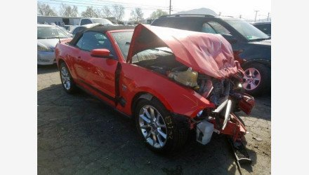 2011 Ford Mustang GT Convertible for sale 101330482