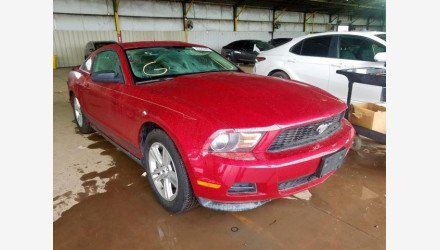 2011 Ford Mustang Coupe for sale 101331468