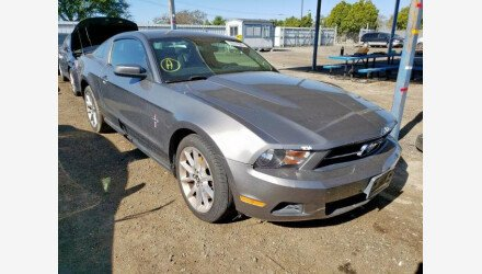 2011 Ford Mustang Coupe for sale 101331713