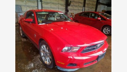 2011 Ford Mustang Coupe for sale 101331748