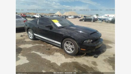 2011 Ford Mustang Coupe for sale 101332674