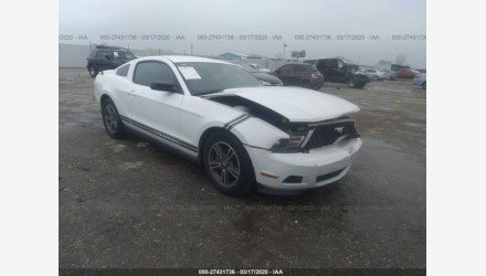 2011 Ford Mustang Coupe for sale 101332971