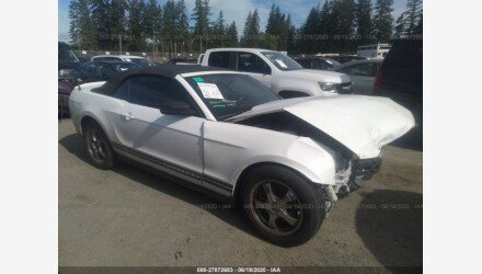2011 Ford Mustang Convertible for sale 101342238