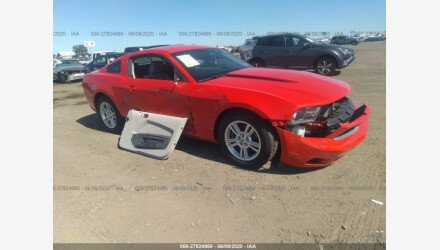 2011 Ford Mustang Coupe for sale 101349521
