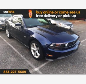 2011 Ford Mustang GT for sale 101397542