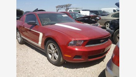 2011 Ford Mustang Coupe for sale 101407836