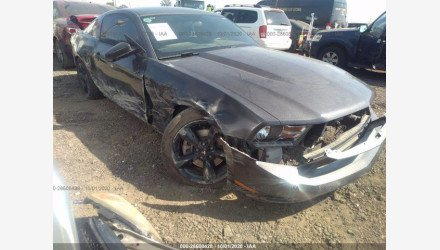 2011 Ford Mustang Coupe for sale 101408930