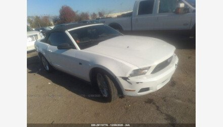 2011 Ford Mustang Convertible for sale 101431353