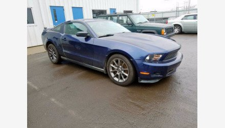 2011 Ford Mustang Coupe for sale 101431855