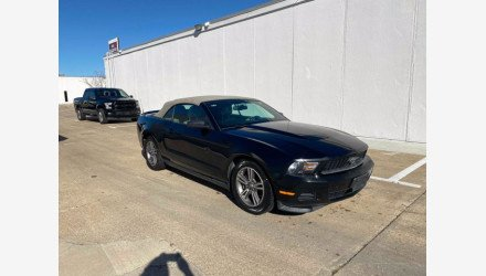 2011 Ford Mustang Convertible for sale 101436900