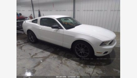 2011 Ford Mustang Coupe for sale 101438093