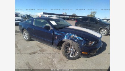 2011 Ford Mustang Coupe for sale 101443560