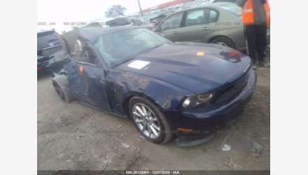 2011 Ford Mustang Coupe for sale 101454945