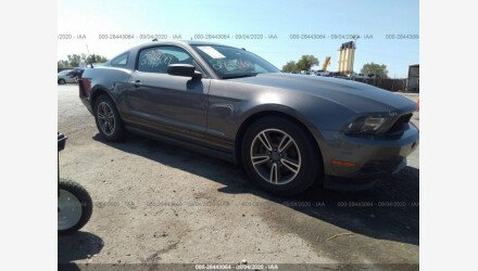 2011 Ford Mustang Coupe for sale 101456909