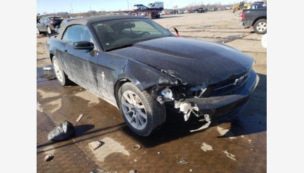 2011 Ford Mustang Convertible for sale 101458980