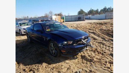 2011 Ford Mustang Coupe for sale 101460990
