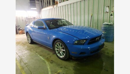 2011 Ford Mustang Coupe for sale 101461650