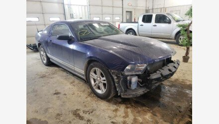 2011 Ford Mustang Coupe for sale 101462516