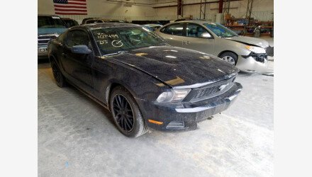2011 Ford Mustang Coupe for sale 101463320