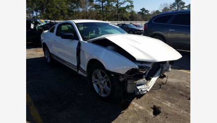2011 Ford Mustang Coupe for sale 101463373