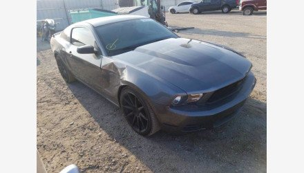 2011 Ford Mustang Coupe for sale 101463944