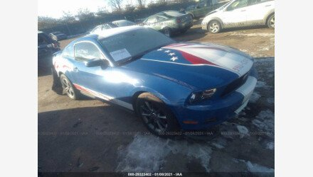 2011 Ford Mustang Coupe for sale 101464600