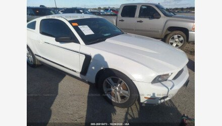 2011 Ford Mustang Coupe for sale 101465107