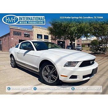 2011 Ford Mustang Coupe for sale 101622554