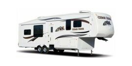 2011 Forest River Cedar Creek 34SB specifications