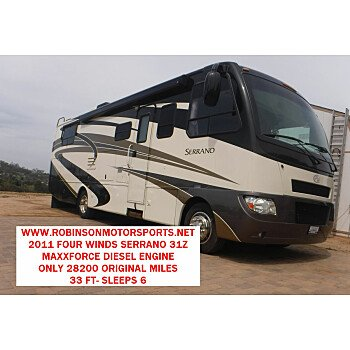 2011 Four Winds Serrano 31Z for sale 300300669