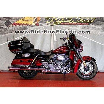2011 Harley-Davidson CVO for sale 200695762