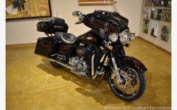 2011 Harley-Davidson CVO for sale 200663212