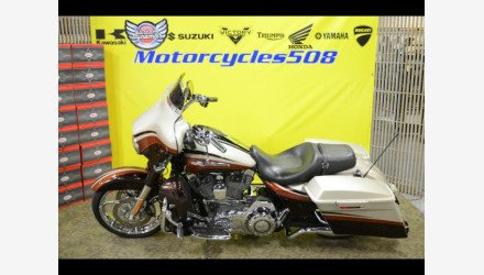 2011 Harley-Davidson CVO for sale 200665350