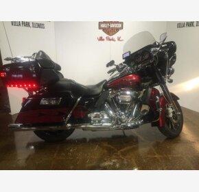 2011 Harley-Davidson CVO for sale 200695230