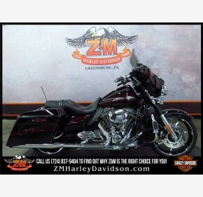 2011 Harley-Davidson CVO for sale 200697796