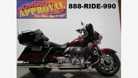 2011 Harley-Davidson CVO for sale 200710063