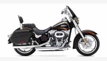 2011 Harley-Davidson CVO for sale 201013435