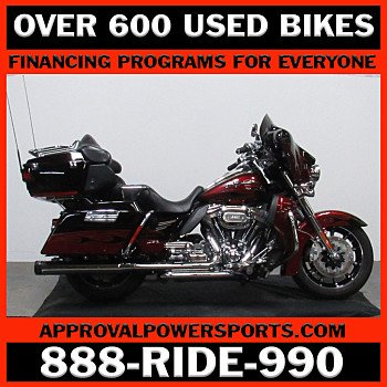 2011 Harley-Davidson CVO for sale 201050328