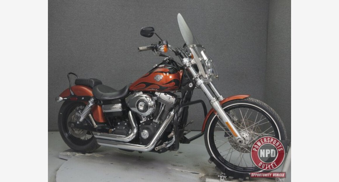 2011 Harley-Davidson Dyna for sale 200602097
